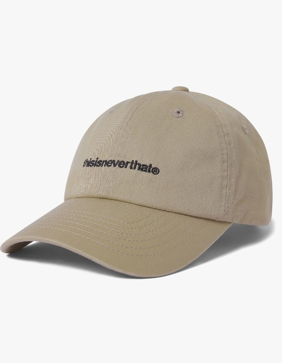 thisisneverthat T-Logo Cap - Beige | HEIGHTS. | 하이츠 온라인 스토어