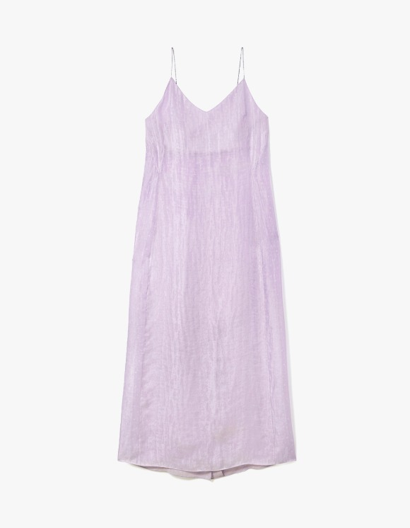 s/e/o Slip Dress - Lavender Dot | HEIGHTS. | 하이츠 온라인 스토어