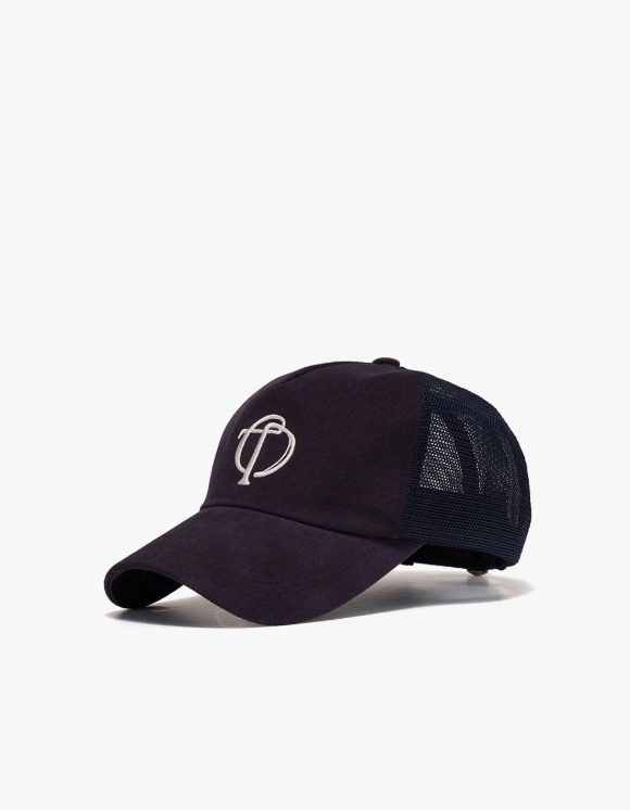 TheOpen Product Symbol Mesh Cap - Navy | HEIGHTS. | 하이츠 온라인 스토어