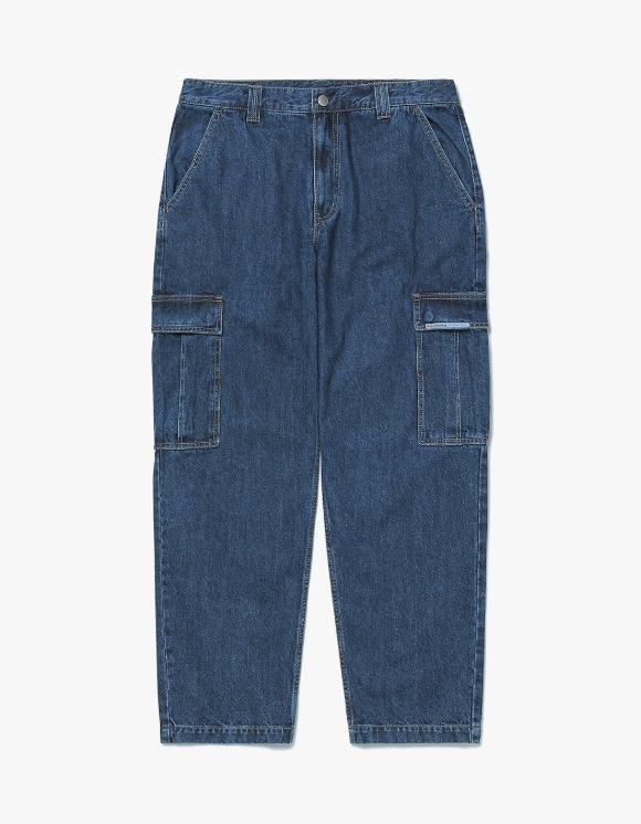 thisisneverthat Denim Cargo Pant - Blue | HEIGHTS. | 하이츠 온라인 스토어