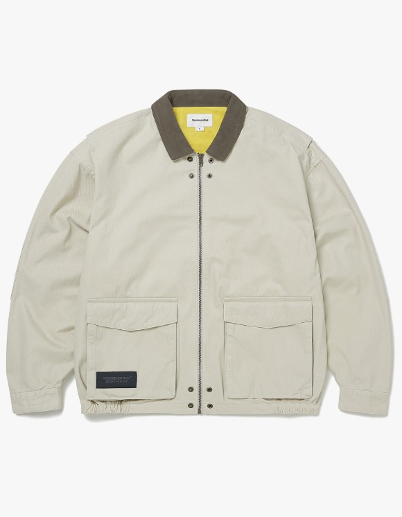 thisisneverthat Hunting Jacket - Stone | HEIGHTS. | 하이츠 온라인 스토어