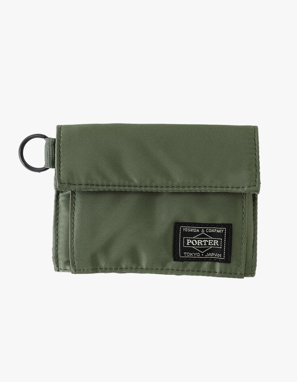 PORTER [622-68167] Tanker New Wallet - Olive | HEIGHTS. | 하이츠 온라인 스토어