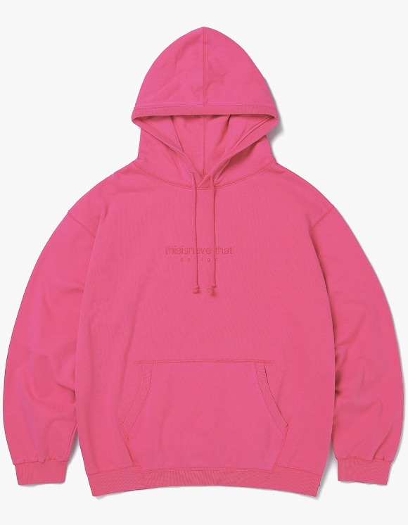 thisisneverthat L-Logo Hooded Sweatshirt - Pink | HEIGHTS. | 하이츠 온라인 스토어