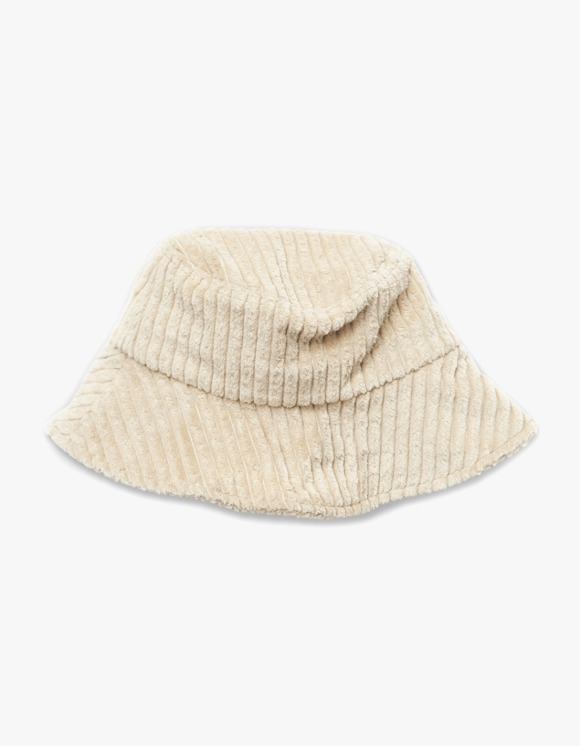 Enzo Blues Corduroy Bucket Hat - Sand | HEIGHTS. | 하이츠 온라인 스토어