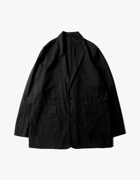 Brown Yard Utility Jacket - Charcoal | HEIGHTS. | 하이츠 온라인 스토어