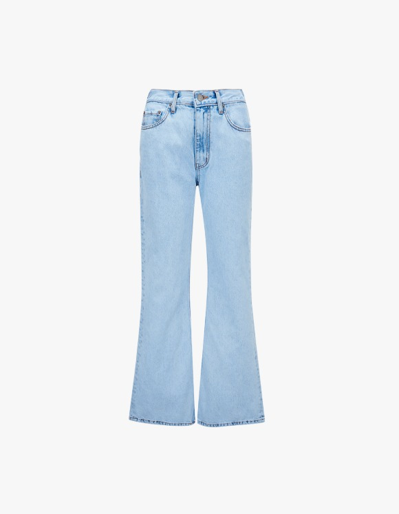 TheOpen Product Loose Fit Flare Jeans - Light Blue | HEIGHTS. | 하이츠 온라인 스토어