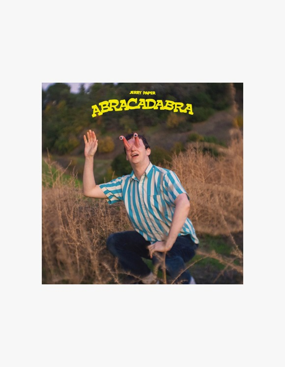 Stones Throw Records Jerry Paper - Abracadabra / Green Ver. LP | HEIGHTS. | 하이츠 온라인 스토어