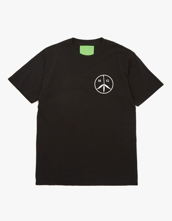Mister Green Greening of California Tee - Black | HEIGHTS. | 하이츠 온라인 스토어