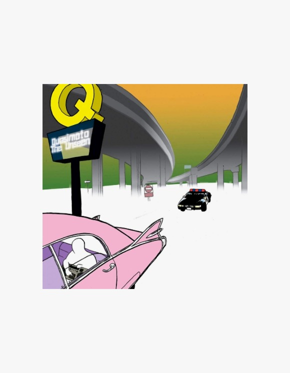 Stones Throw Records Quasimoto - The Unseen | HEIGHTS. | 하이츠 온라인 스토어