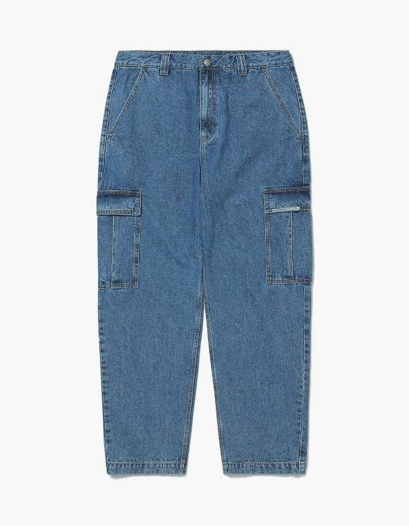 thisisneverthat Denim Cargo Pant - Light Blue | HEIGHTS. | 하이츠 온라인 스토어