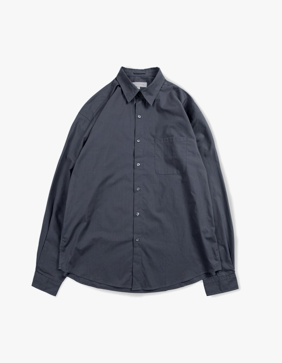 Brown Yard Steady Shirts - Dark Grey | HEIGHTS. | 하이츠 온라인 스토어