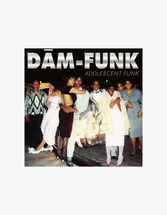 Stones Throw Records Dãm Funk - Adolescent Funk LP | HEIGHTS. | 하이츠 온라인 스토어