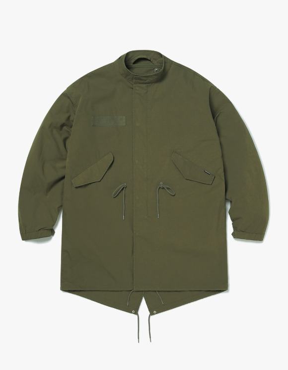 thisisneverthat M51 Parka - Olive | HEIGHTS. | 하이츠 온라인 스토어