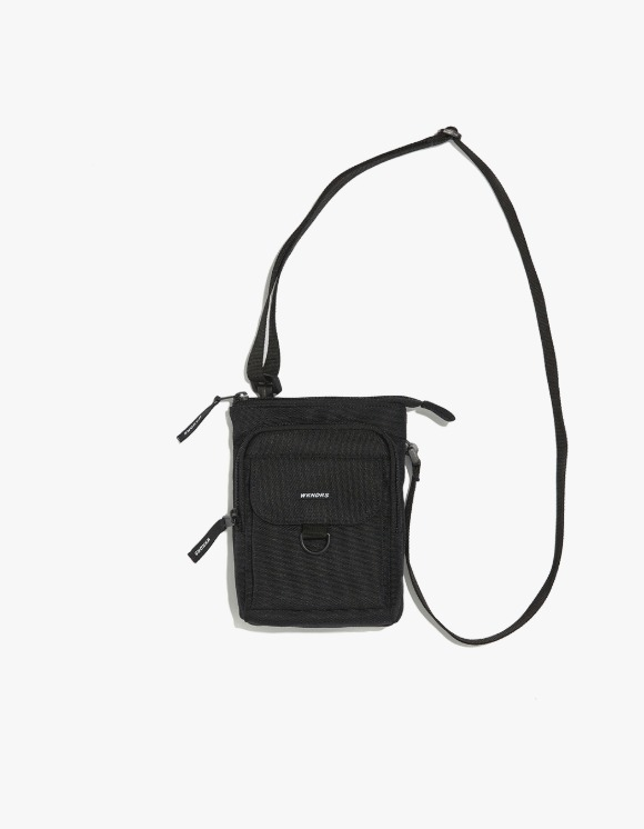 WKNDRS Wkndrs Cross Bag - Black | HEIGHTS. | 하이츠 온라인 스토어