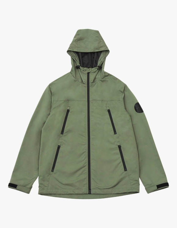 NIVELCRACK Terrace Jacket - Olive | HEIGHTS. | 하이츠 온라인 스토어