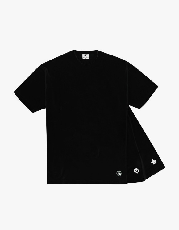 Richardson Richardson 3Pack Tee - Black | HEIGHTS. | 하이츠 온라인 스토어