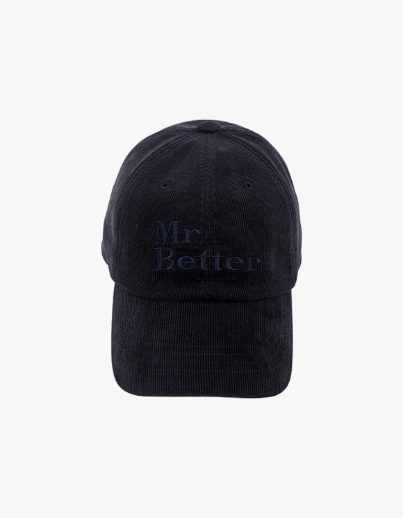 Technophobe TECHNOPHOBE Mr Better Cap - Navy | HEIGHTS. | 하이츠 온라인 스토어