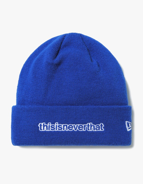 thisisneverthat Basic Cuff Knit TNT - Blue | HEIGHTS. | 하이츠 온라인 스토어