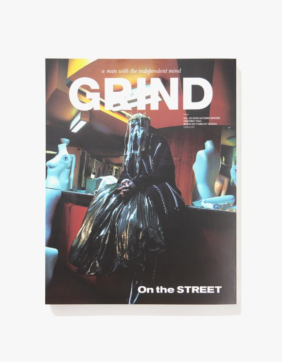 GRIND magazine Grind Magazine - Vol.101 | HEIGHTS. | 하이츠 온라인 스토어