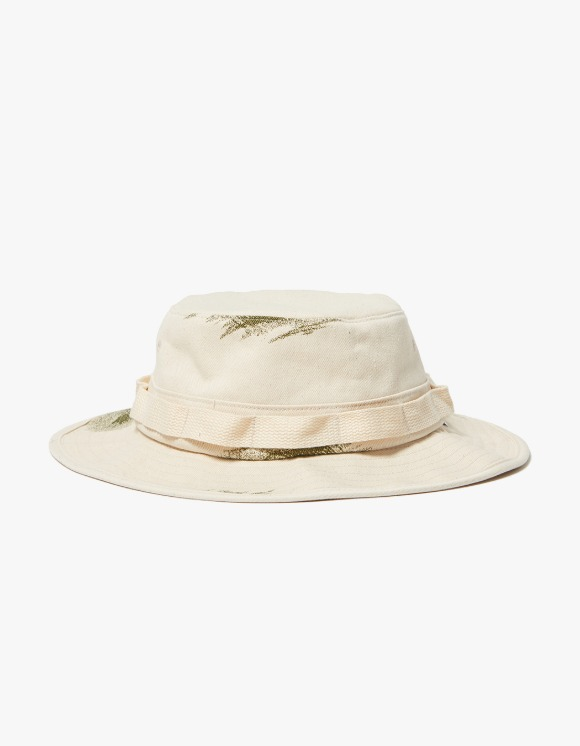 LORES German Snow Camo Boonie Hat - Natural | HEIGHTS. | 하이츠 온라인 스토어
