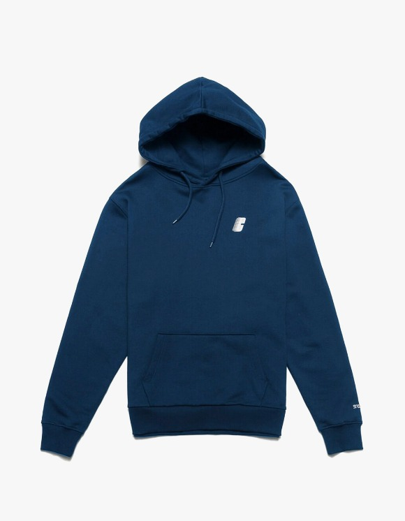 Chrystie NYC SWFC FNL Warrior Hoodie - Navy | HEIGHTS. | 하이츠 온라인 스토어