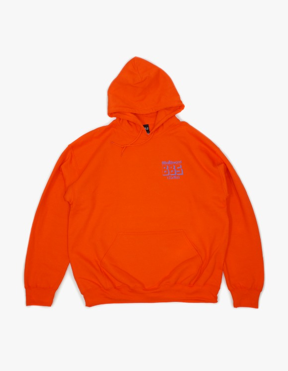 8Ballsword_ 2020 BBS Hoodie - Orange | HEIGHTS. | 하이츠 온라인 스토어