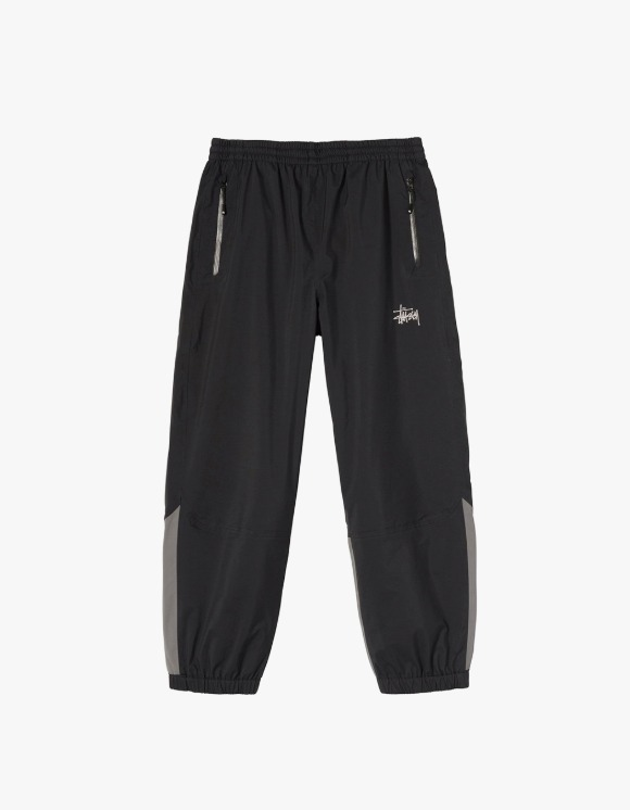 Stussy Taped Seam Rain Shell Pant - Black | HEIGHTS. | 하이츠 온라인 스토어