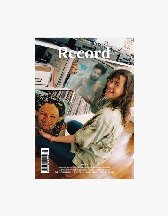 Record Magazine Record Culture Magazine - Issue 08 | HEIGHTS. | 하이츠 온라인 스토어