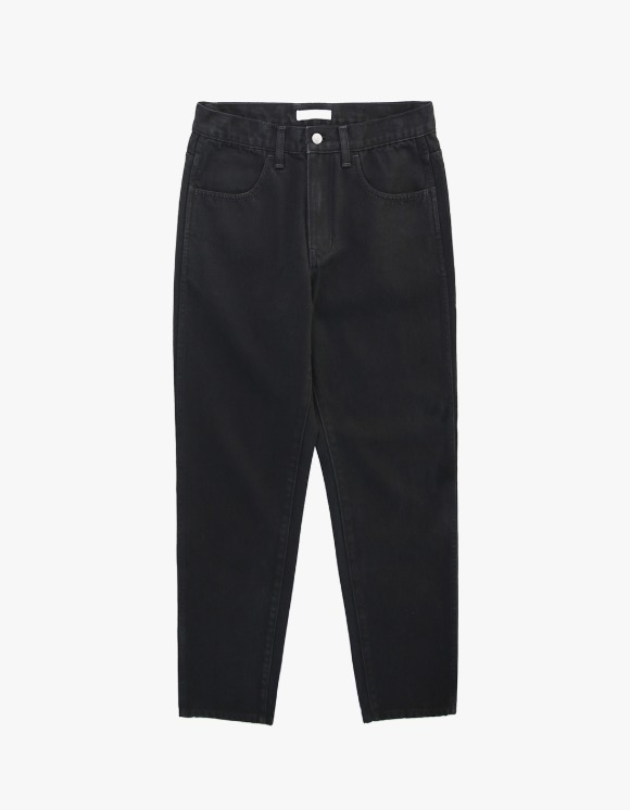 AYC Tapered Jeans - Black | HEIGHTS. | 하이츠 온라인 스토어