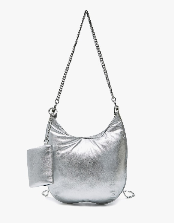 TheOpen Product Puff Chain Bag - Sliver | HEIGHTS. | 하이츠 온라인 스토어