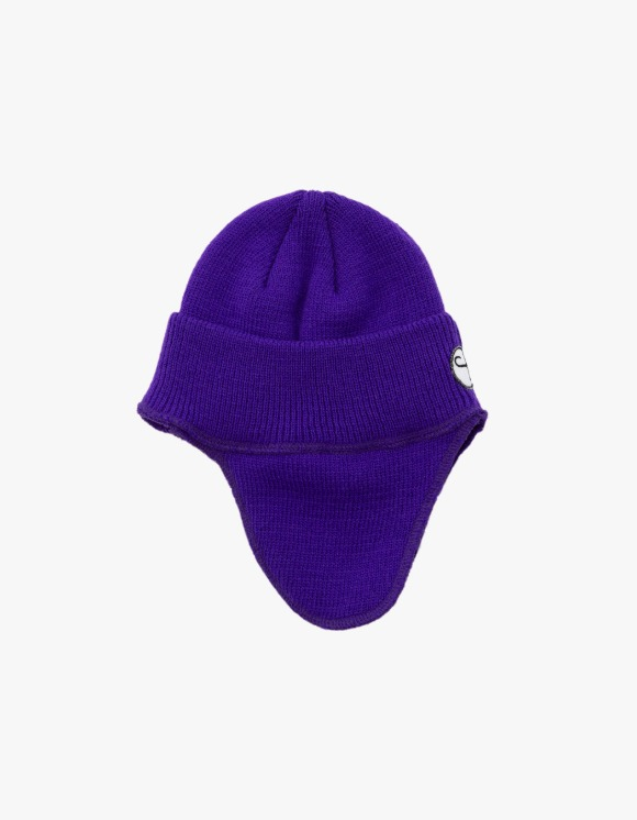 followlessbeauty Ear Beanie - Purple | HEIGHTS. | 하이츠 온라인 스토어