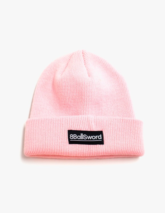 8Ballsword_ 2020 BBS Beanie - Pink | HEIGHTS. | 하이츠 온라인 스토어