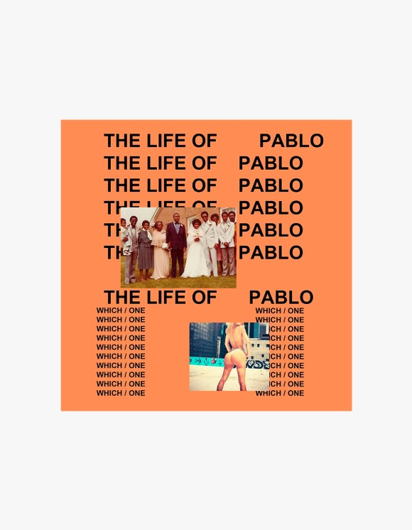 HEIGHTS. Kanye West - The Life of Pablo | HEIGHTS. | 하이츠 온라인 스토어