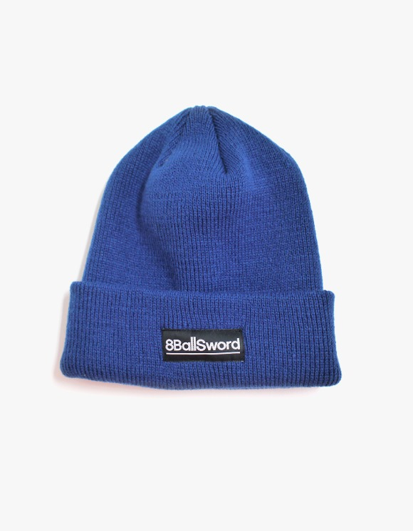 8Ballsword_ 2020 BBS Beanie - Navy | HEIGHTS. | 하이츠 온라인 스토어