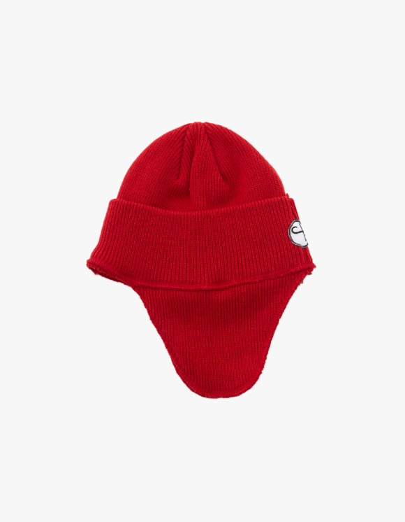followlessbeauty Ear Beanie - Red | HEIGHTS. | 하이츠 온라인 스토어