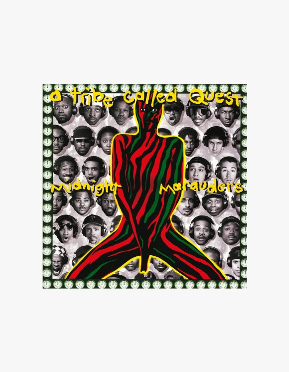 HEIGHTS. A Tribe Called Quest ‎– Midnight Marauders | HEIGHTS. | 하이츠 온라인 스토어