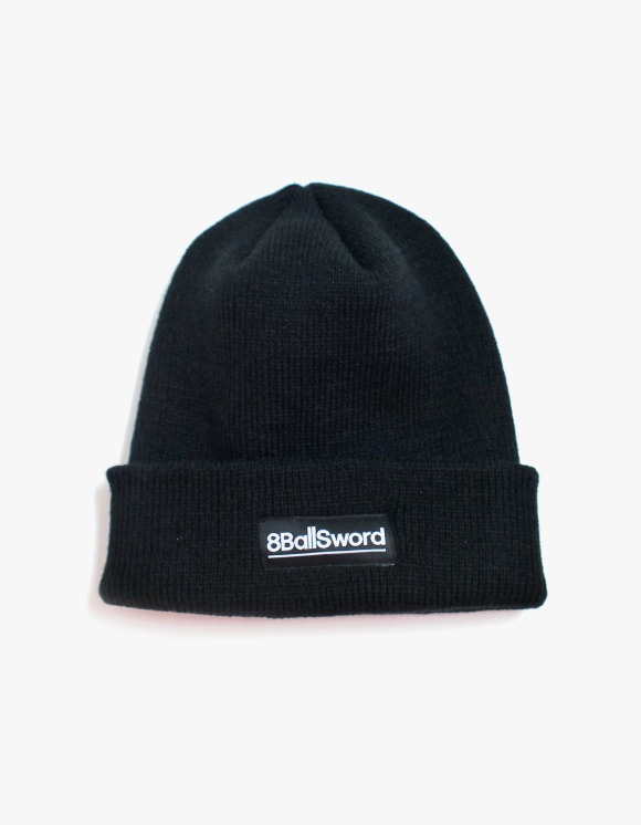 8Ballsword_ 2020 BBS Beanie - Black | HEIGHTS. | 하이츠 온라인 스토어