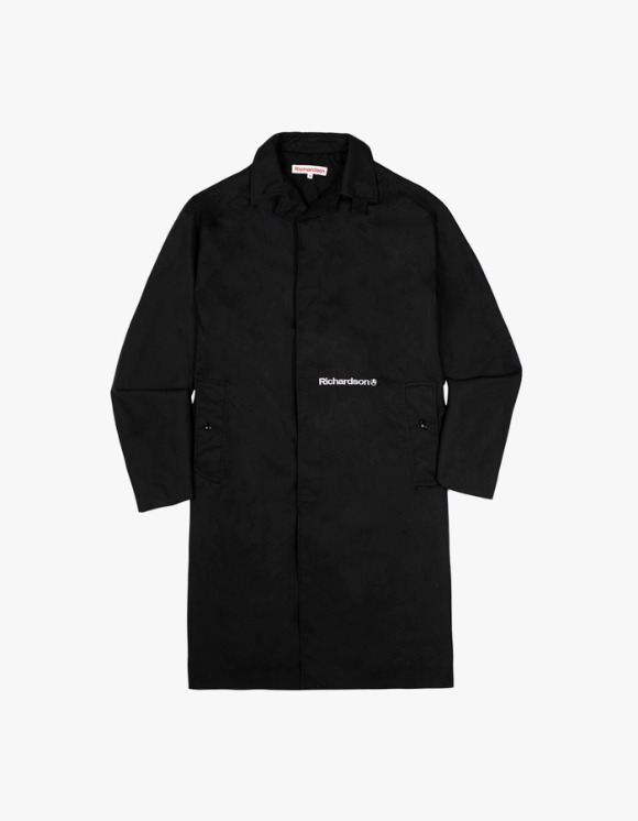 Richardson Mac Trench Coat - Black | HEIGHTS. | 하이츠 온라인 스토어