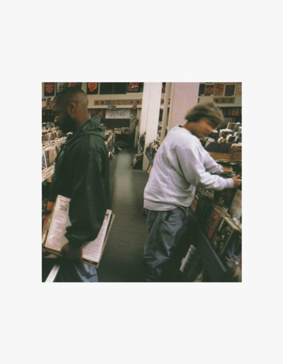 HEIGHTS. DJ Shadow ‎– Endtroducing... | HEIGHTS. | 하이츠 온라인 스토어