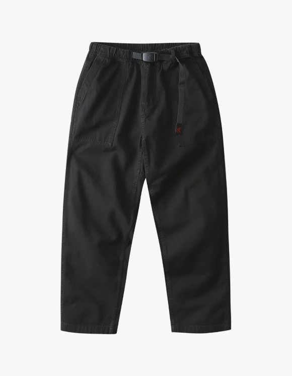GRAMICCI Loose Tapered Pants - Black | HEIGHTS. | 하이츠 온라인 스토어
