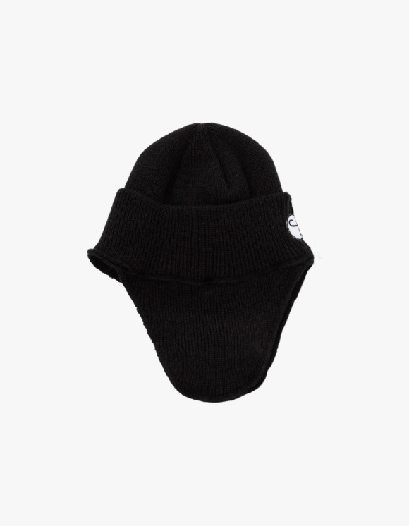 followlessbeauty Ear Beanie - Black | HEIGHTS. | 하이츠 온라인 스토어