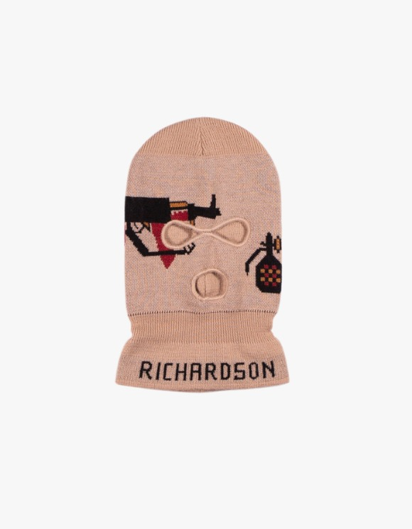 Richardson War Rug Balaclava - Apricot | HEIGHTS. | 하이츠 온라인 스토어