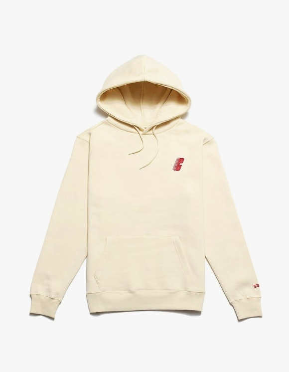 Chrystie NYC SWFC FNL Warrior Hoodie - Cream | HEIGHTS. | 하이츠 온라인 스토어