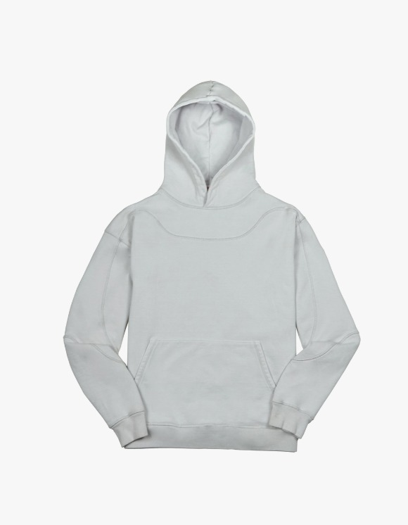 Richardson Yoke Hoodie - Dove Grey | HEIGHTS. | 하이츠 온라인 스토어