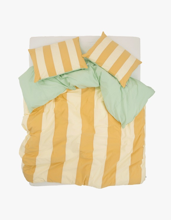 GATA Pappardelle Duvet Cover - Yellow | HEIGHTS. | 하이츠 온라인 스토어