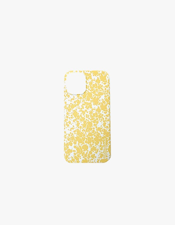 Crow Canyon Iphone 12 Case - Yellow Marble | HEIGHTS. | 하이츠 온라인 스토어