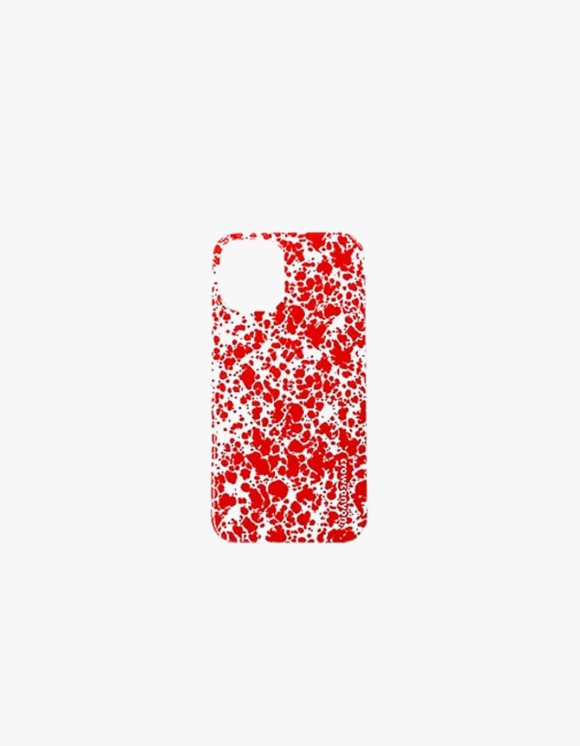 Crow Canyon Iphone 12 Case - Red Marble | HEIGHTS. | 하이츠 온라인 스토어