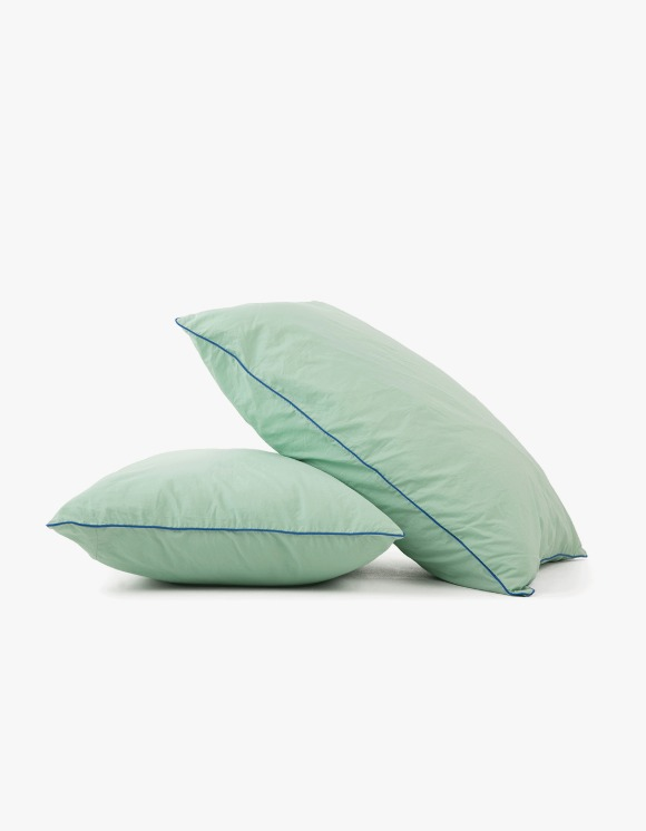 GATA Cicci Pillow Case - Mint/Blue | HEIGHTS. | 하이츠 온라인 스토어
