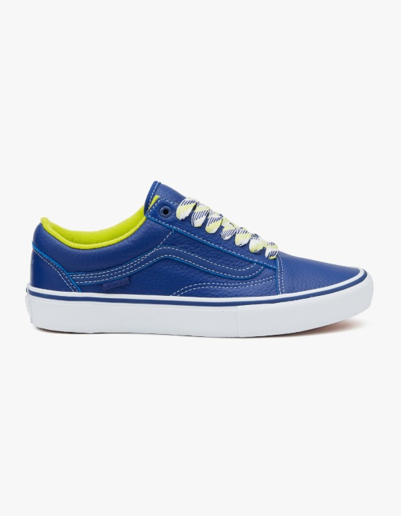 Vans Vans X Quartersnacks Old Skool Pro LTD - Royal | HEIGHTS. | 하이츠 온라인 스토어