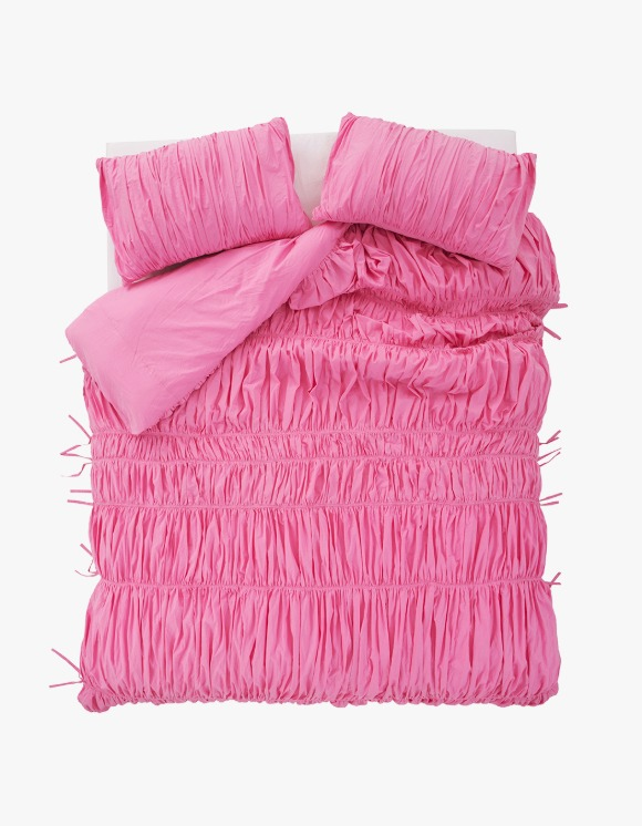 GATA Big Waves Duvet Cover - Pink | HEIGHTS. | 하이츠 온라인 스토어